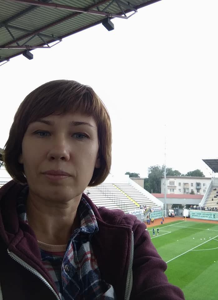 Валентина Шишкіна
