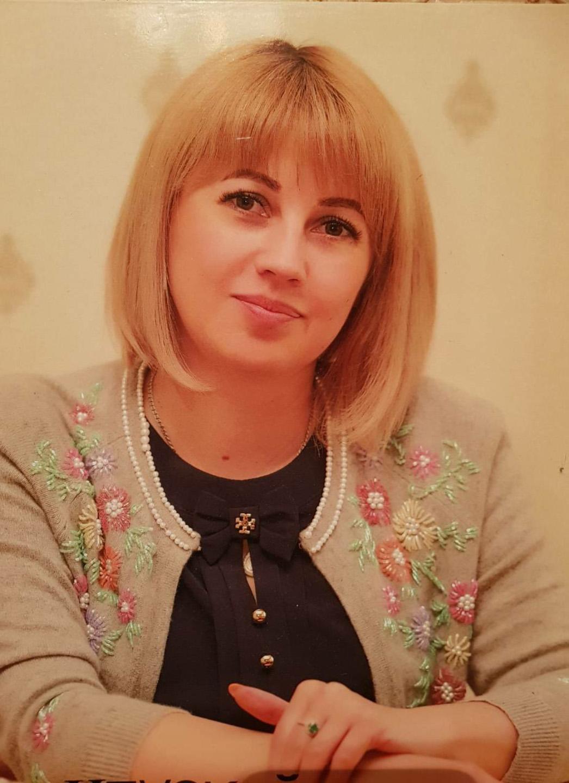 Тетяна Комишова